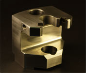 Traditional & CNC Vertical Milling